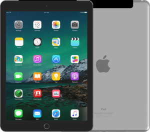 iPad Air 2nd Retina Gen