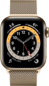 Apple Watch Series 6 40mm Acciaio inossidabile